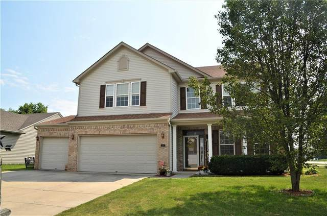 2367 Cole Wood, Indianapolis, IN 46239 (MLS #21802195) :: The Indy Property Source