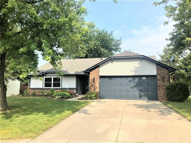 6238 Carrie Circle, Indianapolis, IN 46237 (MLS #21802201) :: The Indy Property Source