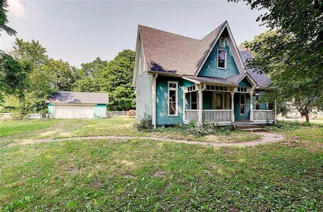 4217 Cartersburg Road, Plainfield, IN 46168 (MLS #21802210) :: The Indy Property Source