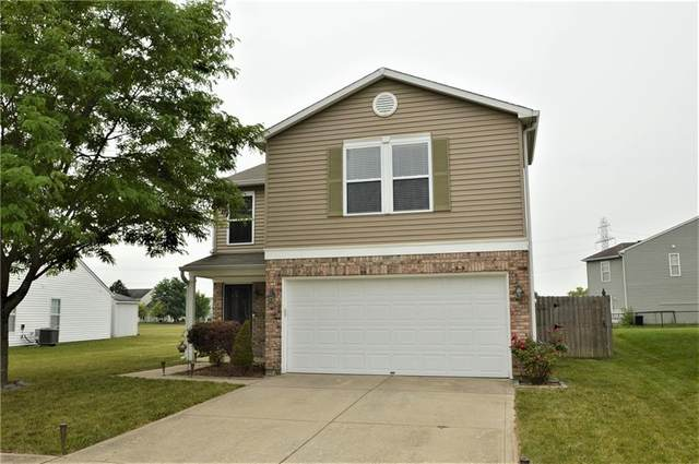 8007 States Bend Drive, Indianapolis, IN 46239 (MLS #21802212) :: The Indy Property Source