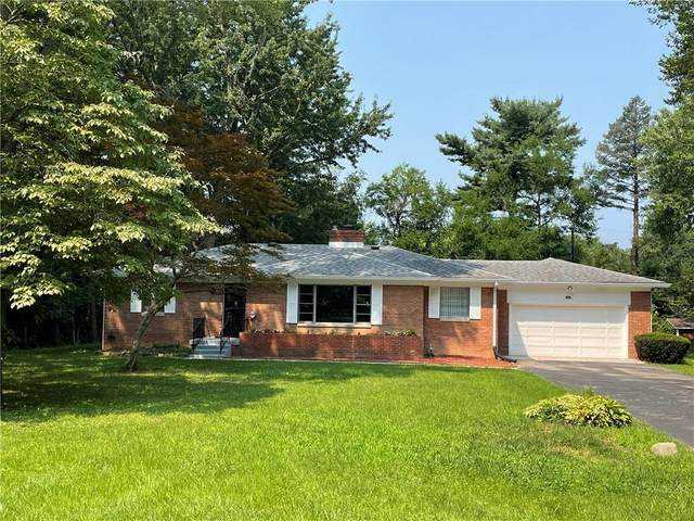6362 Forest View Grove, Indianapolis, IN 46260 (MLS #21802216) :: The Evelo Team