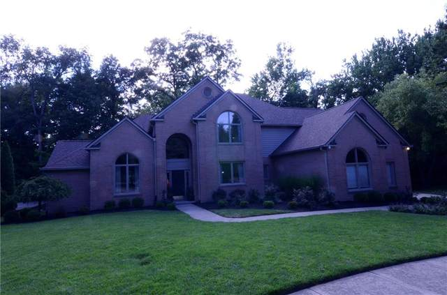 6565 Bergeson Way, Indianapolis, IN 46278 (MLS #21802224) :: AR/haus Group Realty