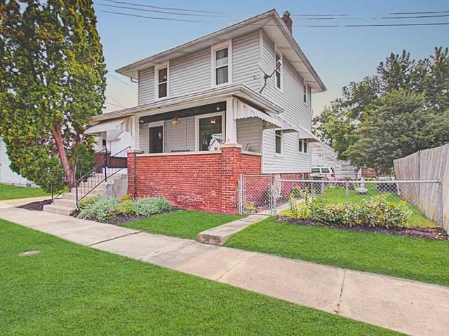 840 Center Street, Shelbyville, IN 46176 (MLS #21802232) :: The ORR Home Selling Team
