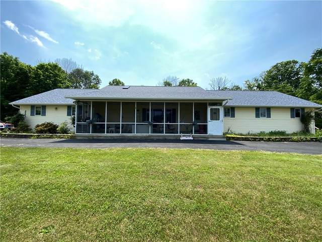 288 E Sample Road, Bloomington, IN 47408 (MLS #21802237) :: The Indy Property Source