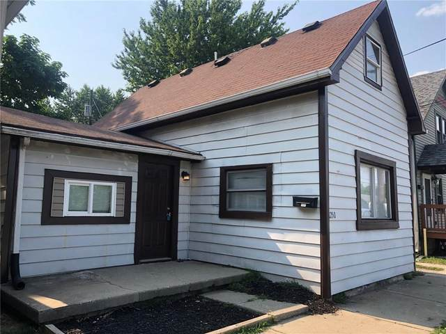 1250 S Illinois Street, Indianapolis, IN 46225 (MLS #21802242) :: The Indy Property Source
