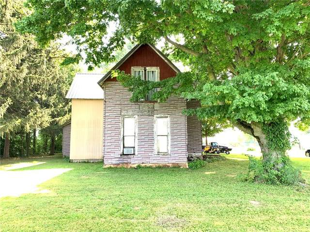 3174 S 600 W, Crawfordsville, IN 47933 (MLS #21802261) :: The Indy Property Source