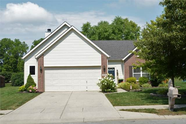 5862 Mill Oak Drive, Noblesville, IN 46062 (MLS #21802262) :: Mike Price Realty Team - RE/MAX Centerstone