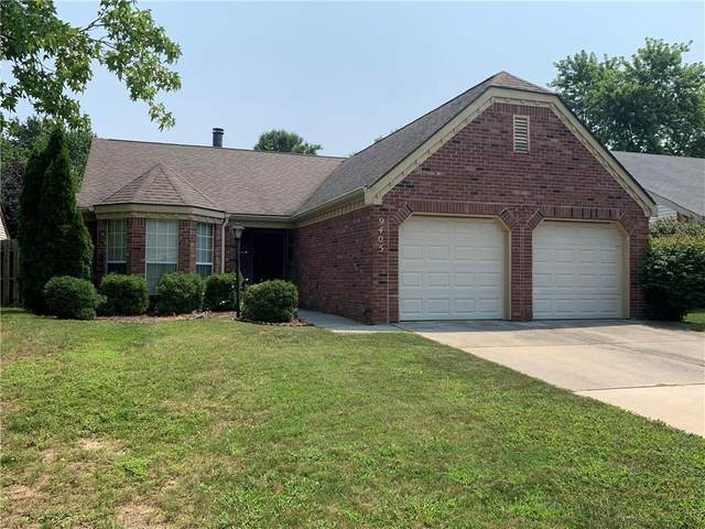 9405 Charter Drive, Indianapolis, IN 46250 (MLS #21802264) :: The Indy Property Source