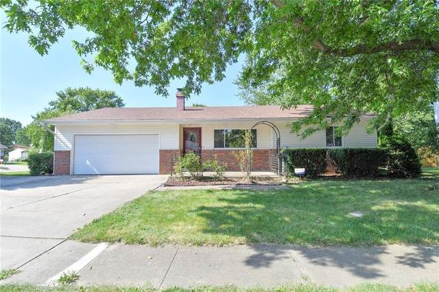8624 Old Dominion Court, Indianapolis, IN 46231 (MLS #21802266) :: RE/MAX Legacy