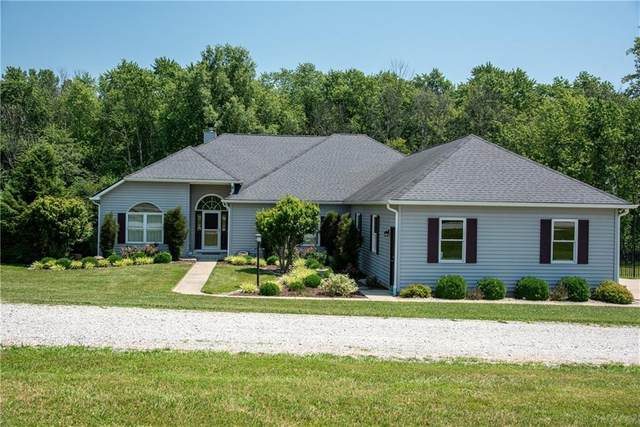 12215 S Jonesville Road, Columbus, IN 47201 (MLS #21802276) :: The Indy Property Source