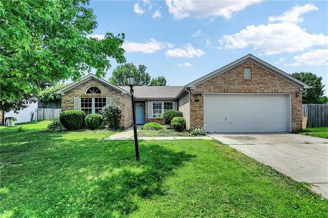 5628 Cherry Field Drive, Indianapolis, IN 46237 (MLS #21802284) :: The Indy Property Source