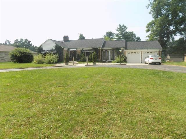 343 E Edgewood Avenue, Indianapolis, IN 46227 (MLS #21802292) :: The Indy Property Source