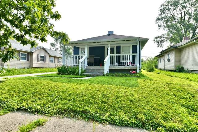 2037 Adams Street, Indianapolis, IN 46218 (MLS #21802295) :: Heard Real Estate Team | eXp Realty, LLC