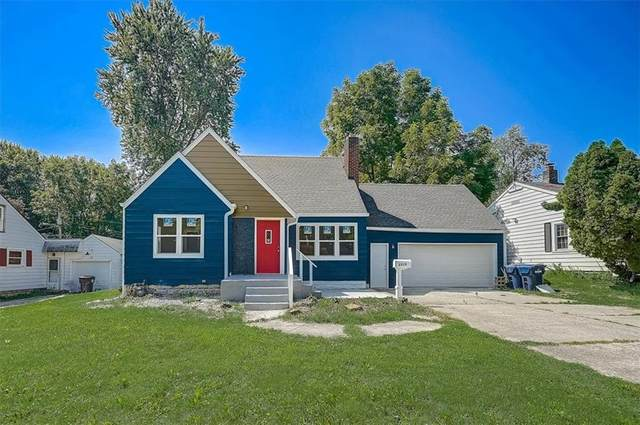 2519 W 11th Street, Anderson, IN 46011 (MLS #21802302) :: AR/haus Group Realty