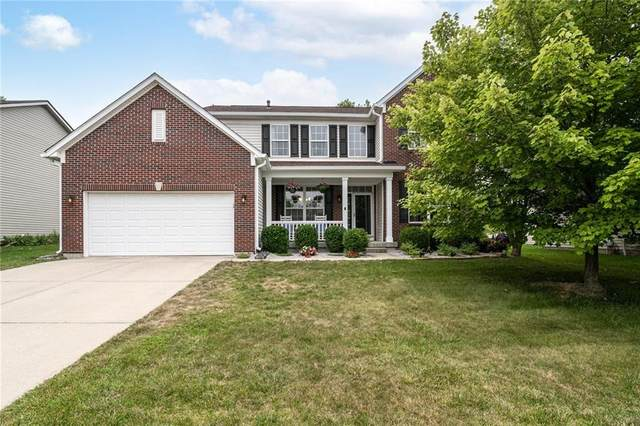 11755 Langham Crescent Court, Fishers, IN 46037 (MLS #21802305) :: Heard Real Estate Team | eXp Realty, LLC