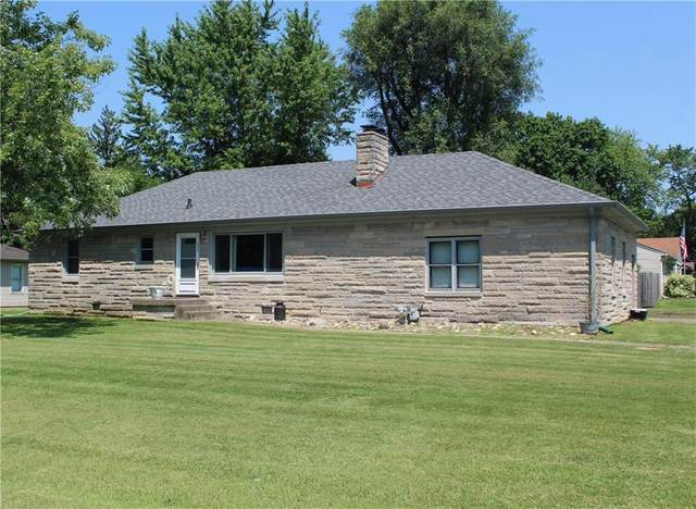 8428 Lawrence Avenue, Indianapolis, IN 46239 (MLS #21802321) :: The Indy Property Source