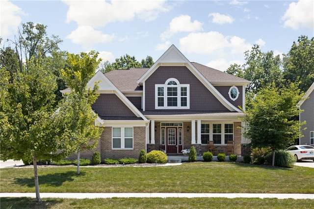 7245 Henderickson Lane, Indianapolis, IN 46237 (MLS #21802345) :: The Indy Property Source