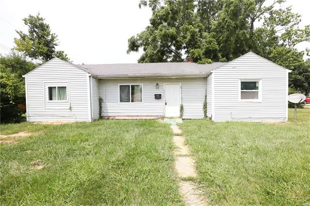 6052 E 24th Street, Indianapolis, IN 46219 (MLS #21802351) :: Pennington Realty Team