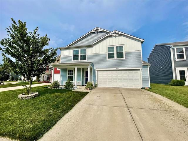 923 Olmsted, Shelbyville, IN 46176 (MLS #21802353) :: Pennington Realty Team