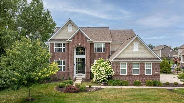2974 Alamosa Lane, Zionsville, IN 46077 (MLS #21802370) :: Mike Price Realty Team - RE/MAX Centerstone