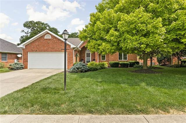 7555 Quail Creek Trace, Pittsboro, IN 46167 (MLS #21802382) :: Mike Price Realty Team - RE/MAX Centerstone