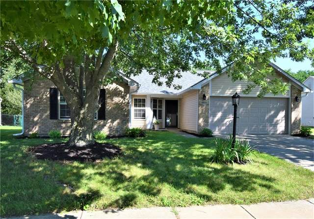 10662 Sienna Drive, Noblesville, IN 46060 (MLS #21802410) :: The Evelo Team