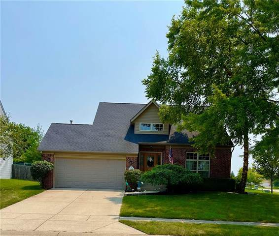 413 Founders Drive, Greenfield, IN 46140 (MLS #21802413) :: AR/haus Group Realty