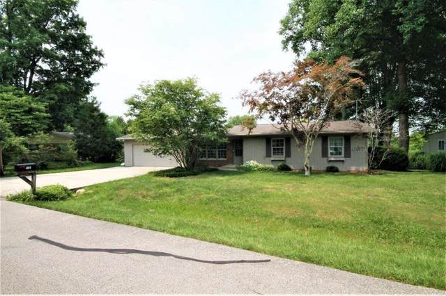 3816 W South Wood Lake Drive, Columbus, IN 47201 (MLS #21802432) :: The Evelo Team