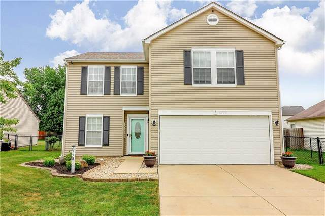 6775 W Stansbury Boulevard, Mccordsville, IN 46055 (MLS #21802451) :: RE/MAX Legacy