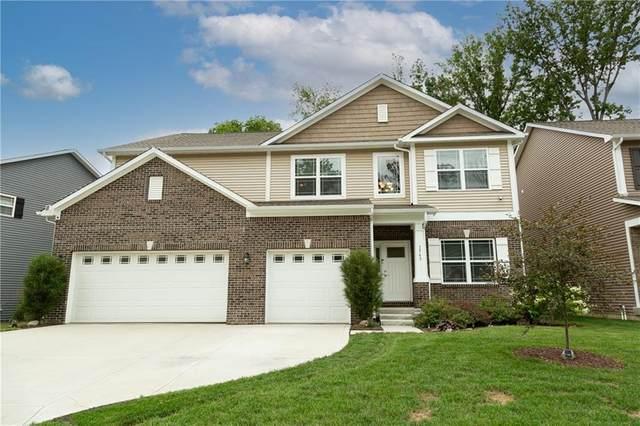 1563 Devonshire Avenue, Avon, IN 46123 (MLS #21802463) :: Dean Wagner Realtors