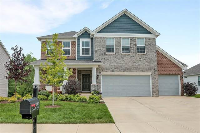 16478 Connolly Drive, Westfield, IN 46074 (MLS #21802479) :: RE/MAX Legacy