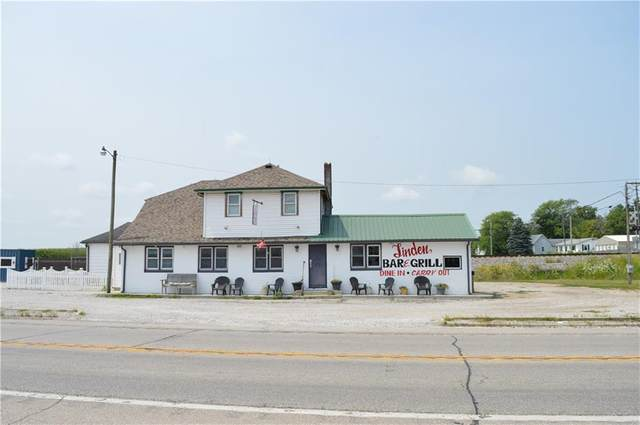 308 S Main Street, Linden, IN 47955 (MLS #21802483) :: Pennington Realty Team