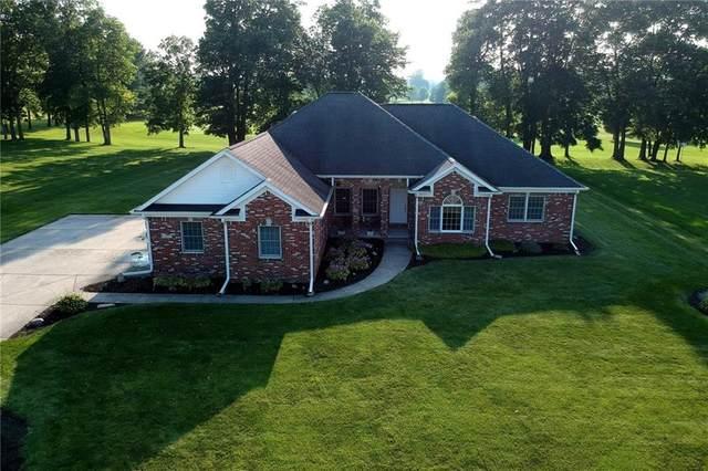 697 S Golf Boulevard, Crawfordsville, IN 47933 (MLS #21802536) :: Pennington Realty Team