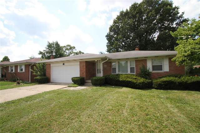 1342 N Graham Avenue, Indianapolis, IN 46219 (MLS #21802548) :: Mike Price Realty Team - RE/MAX Centerstone