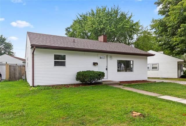 420 N Enderly Avenue, Brownsburg, IN 46112 (MLS #21802565) :: Ferris Property Group