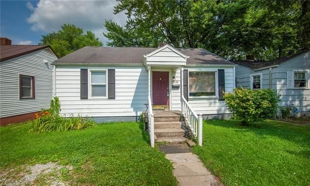 3908 Saint Charles Street, Anderson, IN 46013 (MLS #21802572) :: Pennington Realty Team