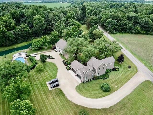13550 N Black Cemetery Road, Albany, IN 47320 (MLS #21802573) :: The ORR Home Selling Team