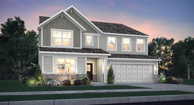 2309 S Bingham Place, New Palestine, IN 46163 (MLS #21802587) :: The Indy Property Source