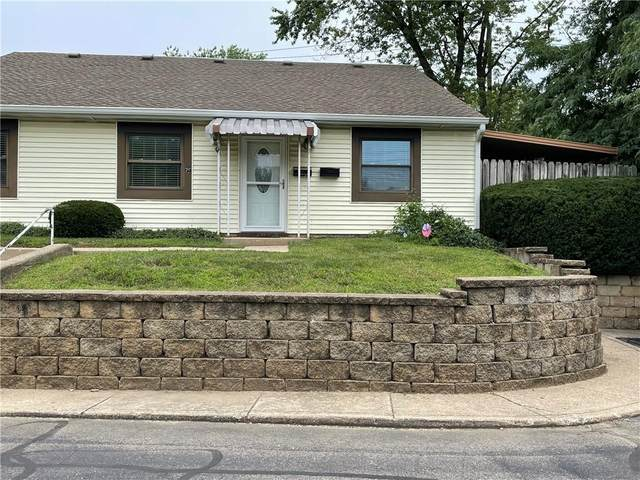 2910 Country Estates Drive, Indianapolis, IN 46227 (MLS #21802588) :: Mike Price Realty Team - RE/MAX Centerstone