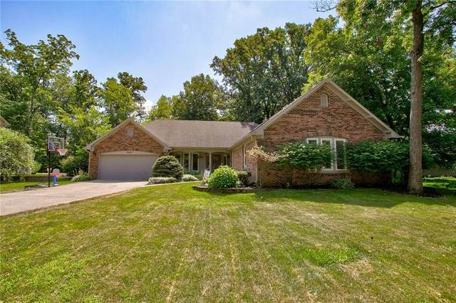 9001 Skippers Way, Indianapolis, IN 46256 (MLS #21802592) :: Mike Price Realty Team - RE/MAX Centerstone