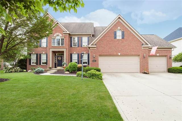 11861 Floral Hall Place, Fishers, IN 46037 (MLS #21802598) :: Heard Real Estate Team | eXp Realty, LLC