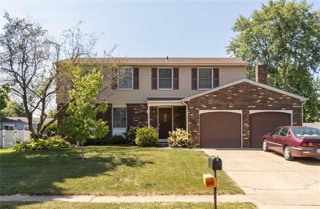 1328 Brownswood Drive, Brownsburg, IN 46112 (MLS #21802620) :: Heard Real Estate Team | eXp Realty, LLC