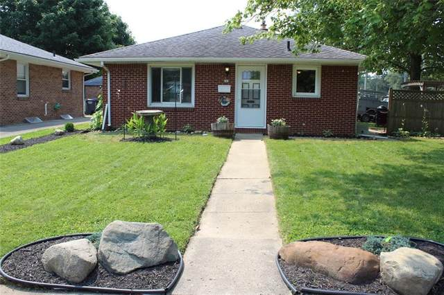 203 E Oak Street, Anderson, IN 46012 (MLS #21802666) :: AR/haus Group Realty