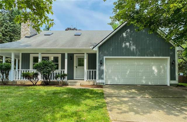 6926 Studebaker Lane, Indianapolis, IN 46214 (MLS #21802669) :: Mike Price Realty Team - RE/MAX Centerstone