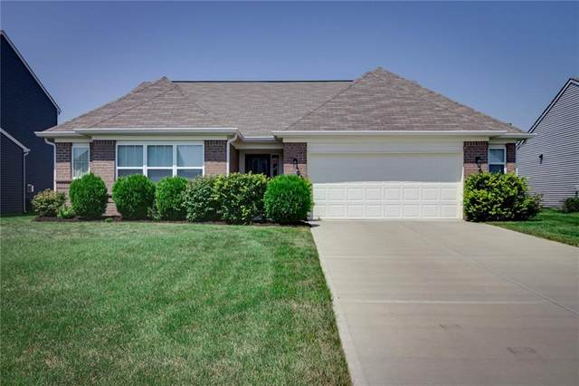 8404 Whitaker Valley Boulevard, Indianapolis, IN 46237 (MLS #21802679) :: Mike Price Realty Team - RE/MAX Centerstone