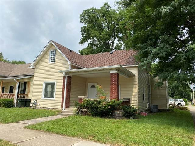 226 E Lincoln Street, Greenfield, IN 46140 (MLS #21802683) :: AR/haus Group Realty