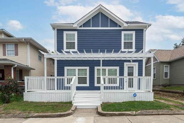 1737 Union Street, Indianapolis, IN 46225 (MLS #21802711) :: AR/haus Group Realty