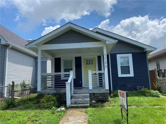 1133 S Randolph Street, Indianapolis, IN 46203 (MLS #21802718) :: AR/haus Group Realty