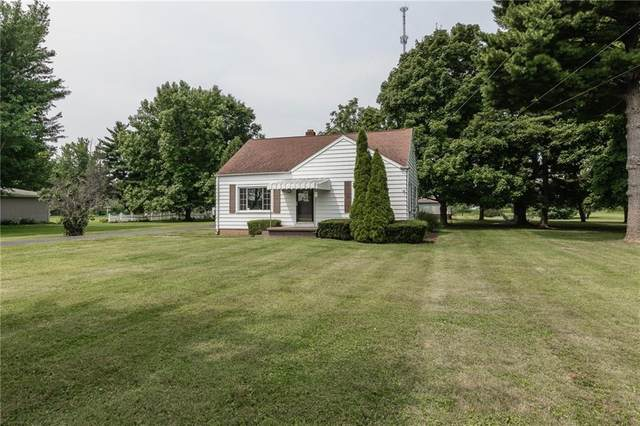 4745 N State Road 9, Anderson, IN 46012 (MLS #21802727) :: Mike Price Realty Team - RE/MAX Centerstone