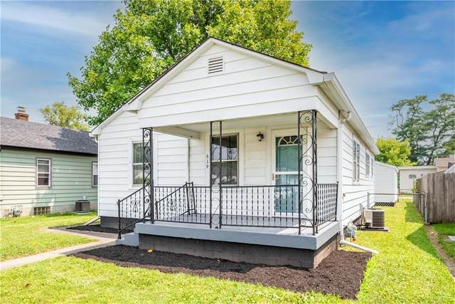 619 S Sherman Drive, Indianapolis, IN 46203 (MLS #21802744) :: The Evelo Team